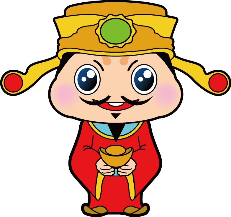 『CHOY-SAN』キャラクター